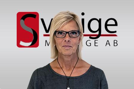 Nadja Stahl - Ekonomiansvarig, Sverigemontage AB