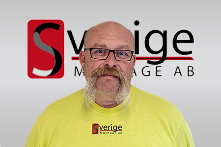 Grundare av Sverigemontage AB- Anders Johansson