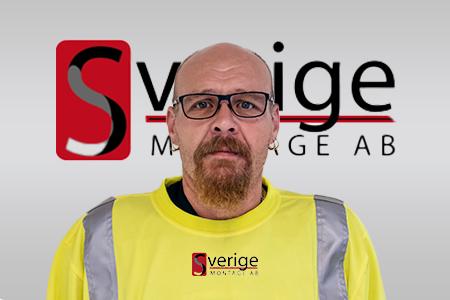 Grundare av Sverigemontage AB - Lars Johansson